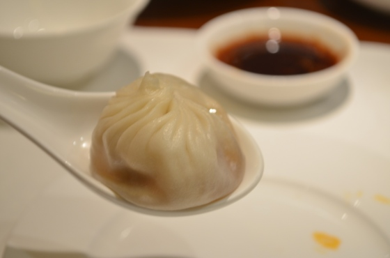 Pork Soup Dumpling at Din Tai Fung