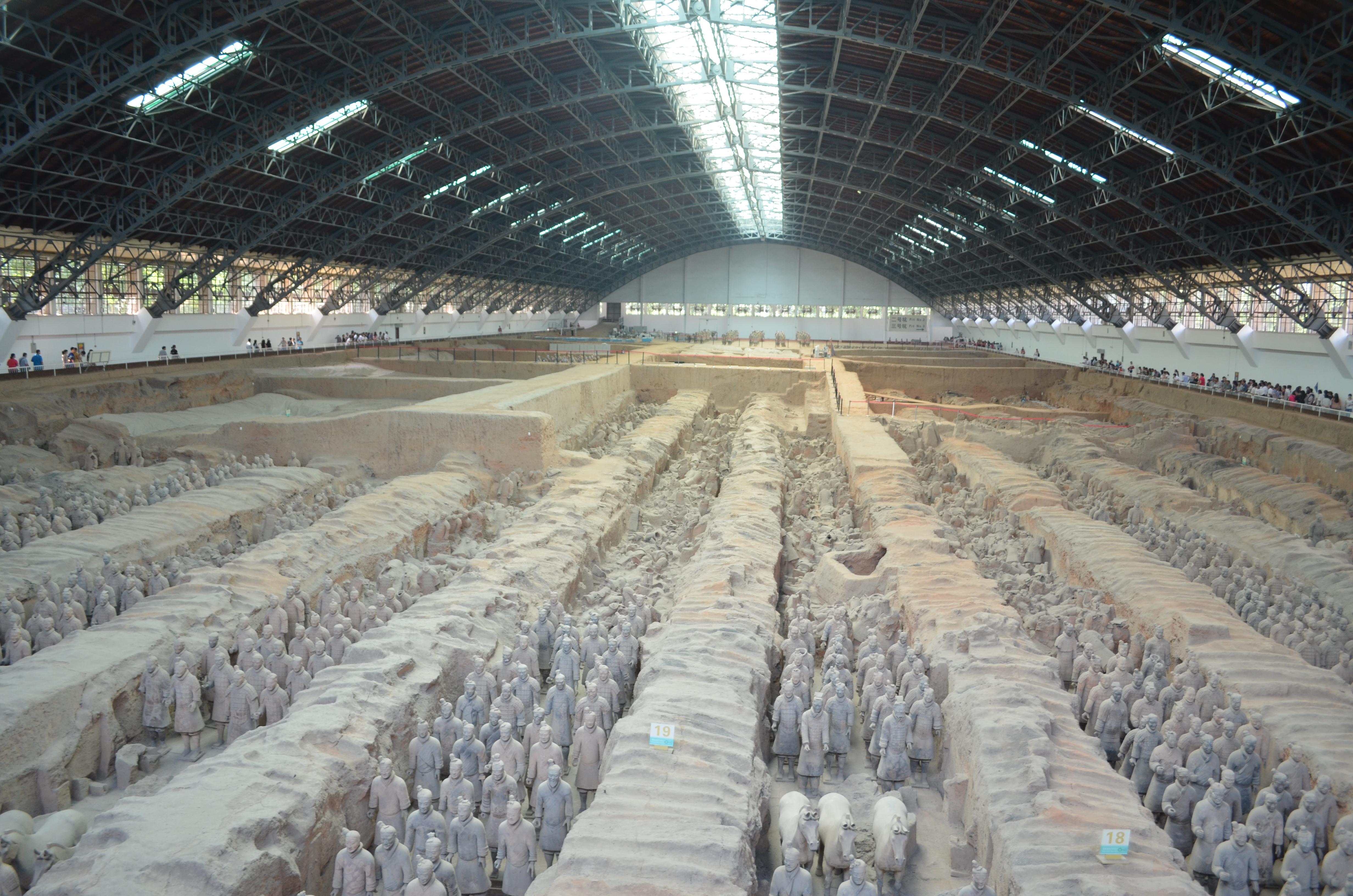 Qin'shi Huang Di « House of Hao's