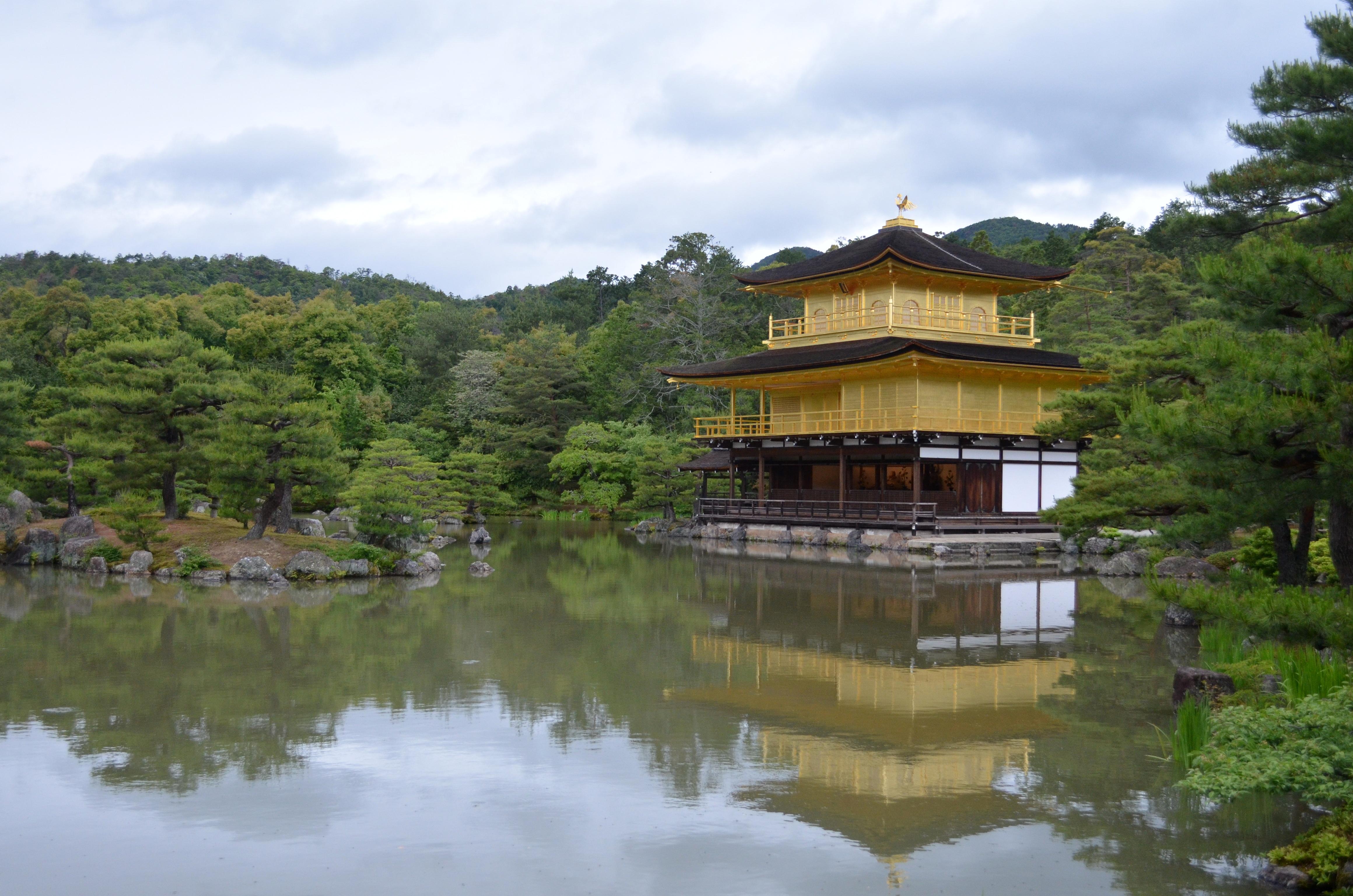 Marvelous Zen Temple Garden