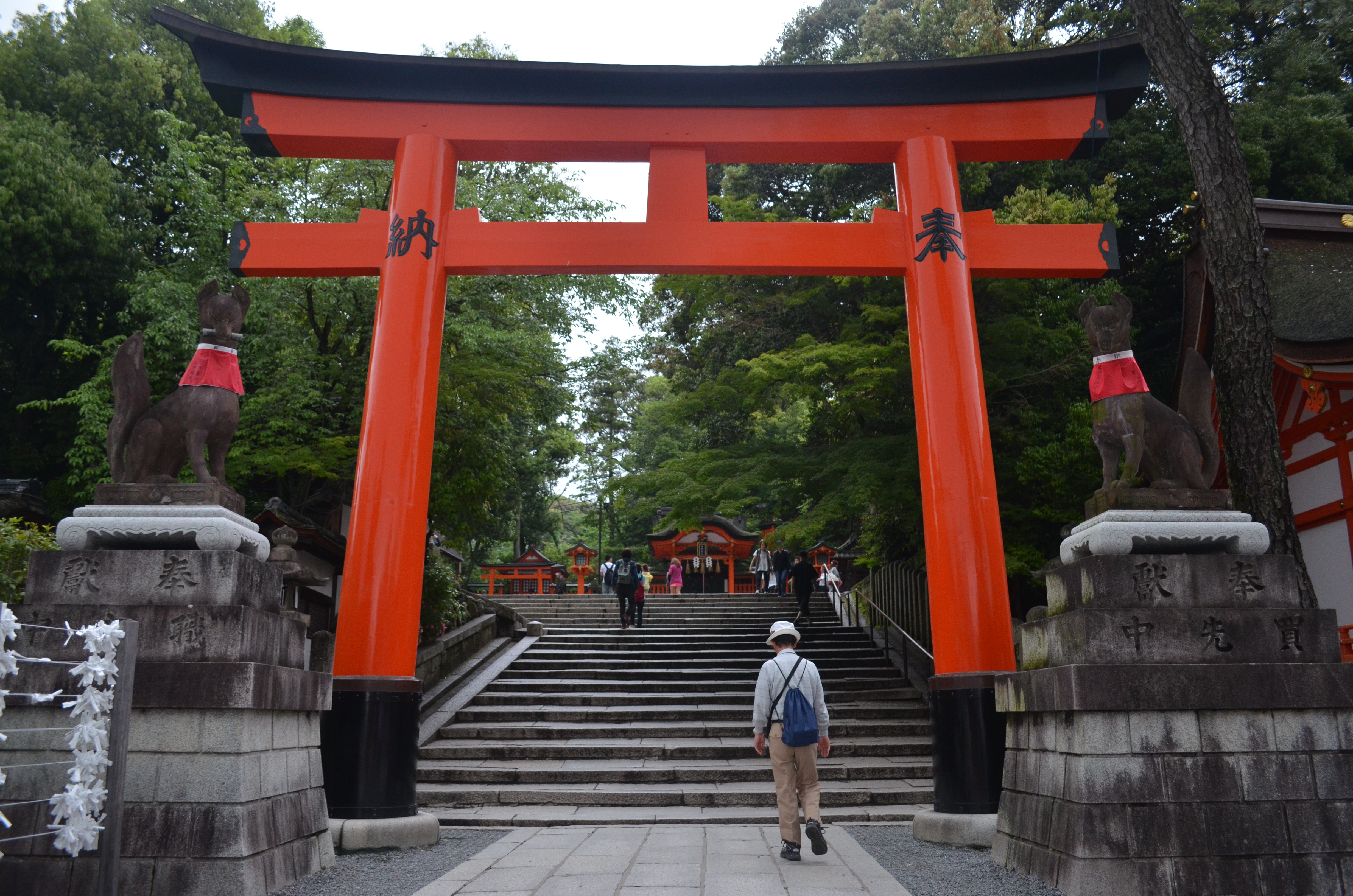 Image gallery japanese temple gate for Japanese gates pictures