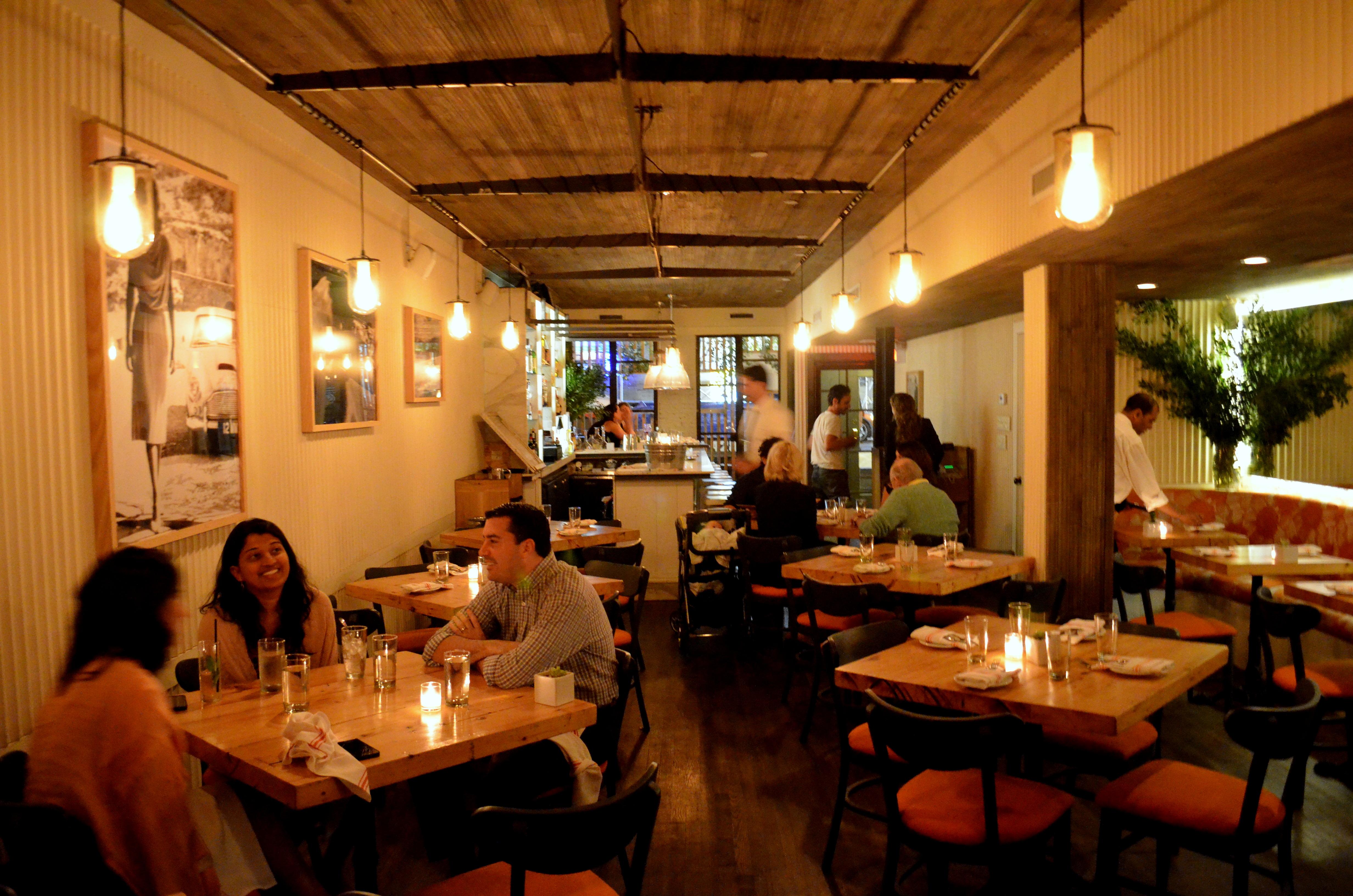Dinner Upper East Side