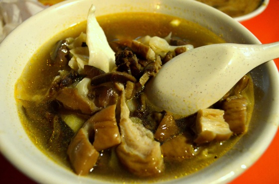 House of Haos Ningxia Night Market Taipei Taiwan Offal Soup