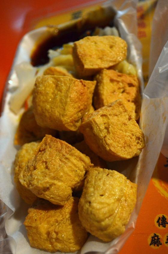 House of Haos Ningxia Night Market Taipei Taiwan Stinky Tofu