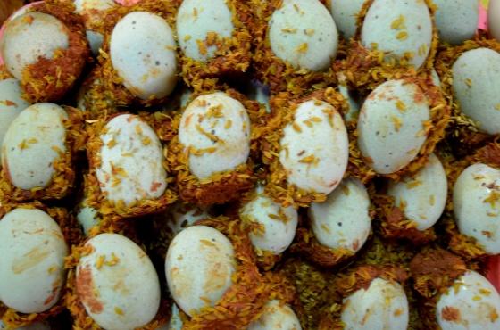 House of Haos Xishuangbanna Yunnan farmers market thousand-year egg