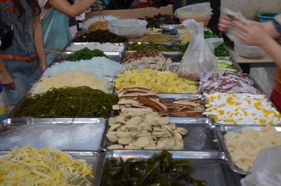 House of Haos Xishuangbanna Yunnan farmers market cold noodles