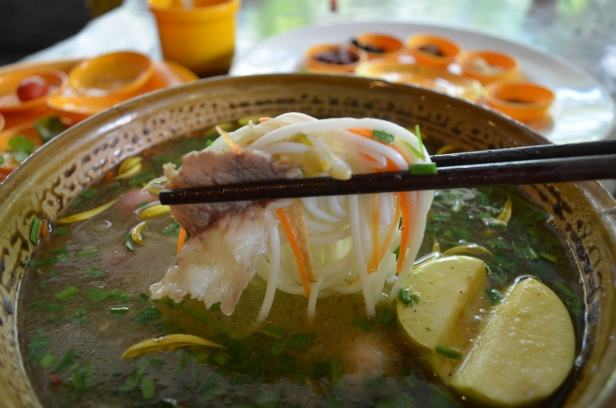 House of Haos Xishuangbanna Yunnan Bridge Crossing Noodles