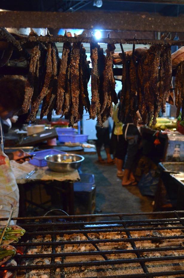 House of Haos Xishuangbanna Yunnan BBQ grill