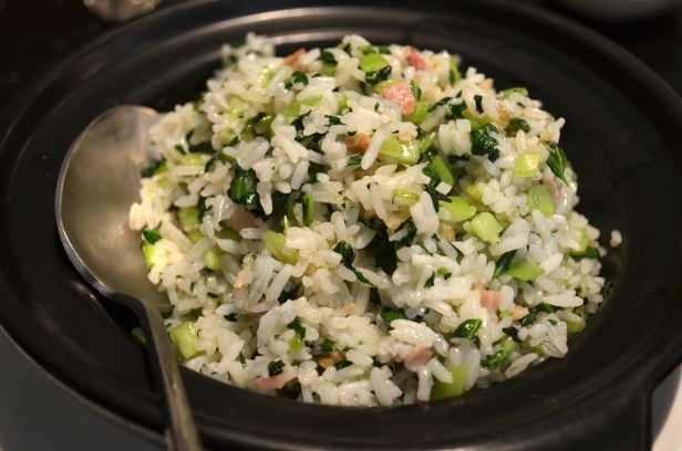 House of Haos Fu 1039 Shanghai Vegetable Fried Rice