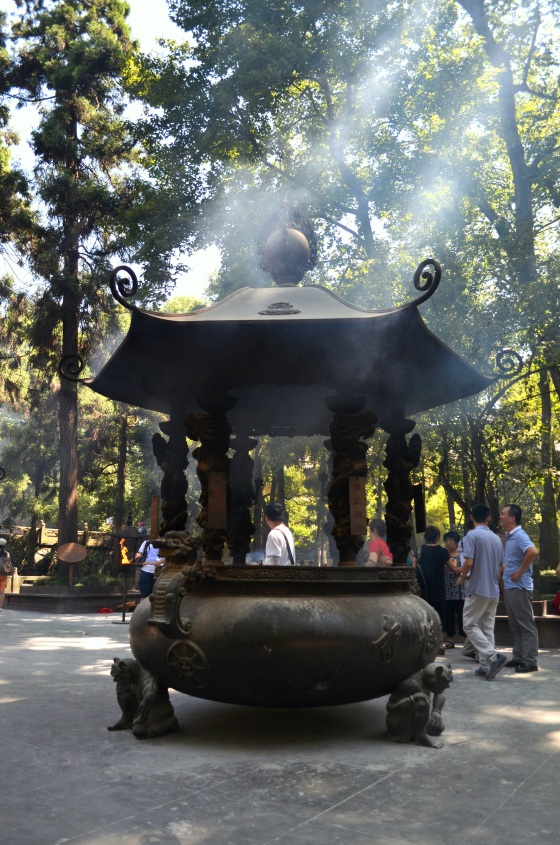 House of Haos Lingyin Si Hangzhou China Temple of Souls Retreat Incense