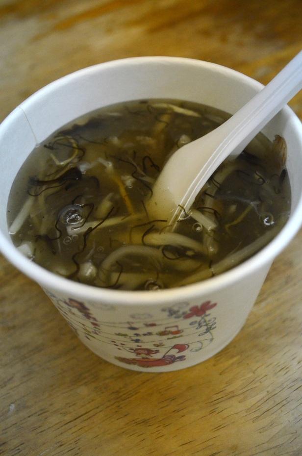 House of Haos Shilin Night Market Taipei Taiwan Crab Soup