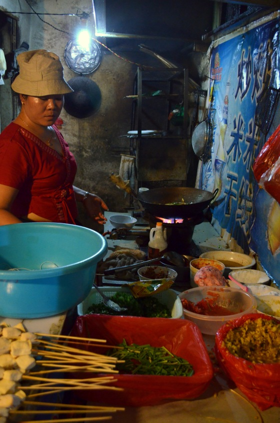 House of Haos Xishuangbanna Yunnan BBQ restaurant