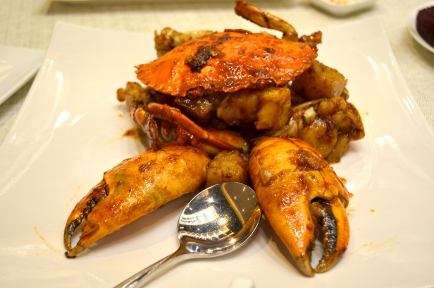 House of Haos Imperial Treasures Fine Chinese Cuisine Crab