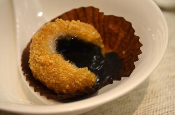 House of Haos Imperial Treasures Fine Chinese Cuisine Peanut Black Sesame Balls