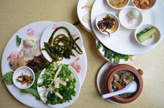 House of Haos Kunming Yunnan Qiao Xiang Bridge Crossing Noodles 1