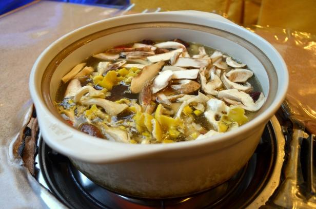 House of Haos Lao Zi Hao Mushroom Hotpot Kunming Yunnan 4