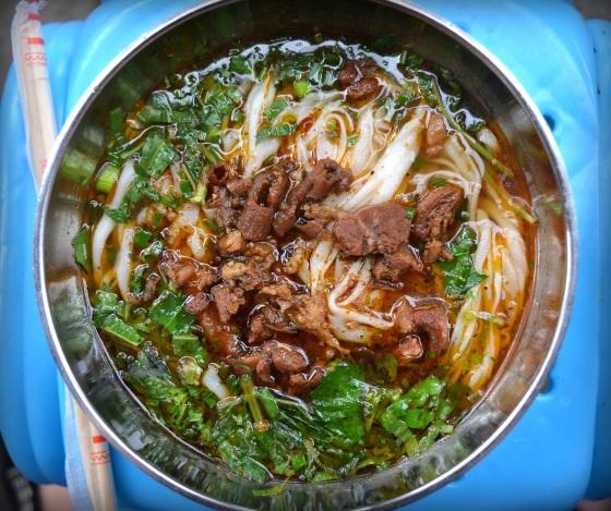 House of Haos Rice Noodle Soup 1