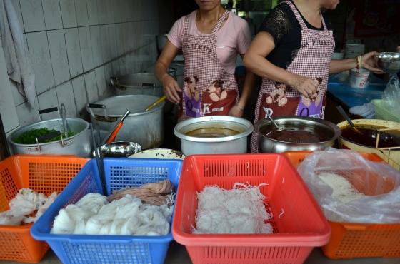 House of Haos Rice Noodle Soup 2