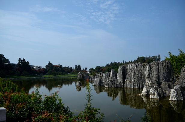 House of Haos Stone Forest Kunming Yunnan 1