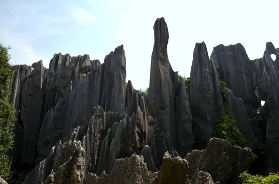 House of Haos Stone Forest Kunming Yunnan 5