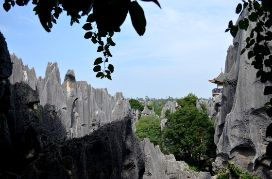 House of Haos Stone Forest Kunming Yunnan 8