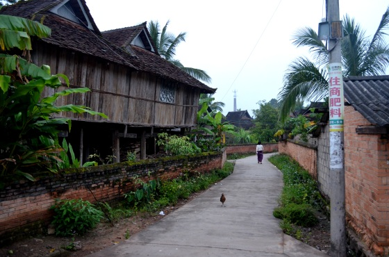House of Haos Xishuangbanna Menghai Aini Village 1