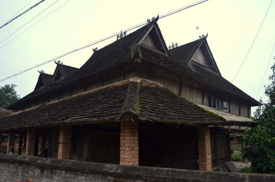 House of Haos Xishuangbanna Menghai Aini Village 2