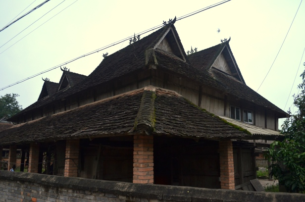 House of Haos Xishuangbanna Menghai Aini Village 2