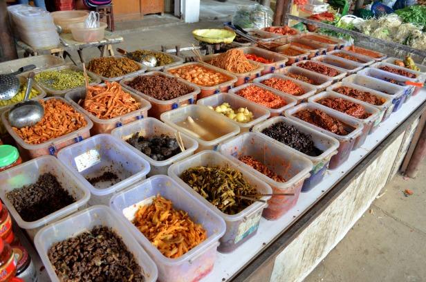 House of Haos Xishuangbanna Menghai Aini Village Market Pickes