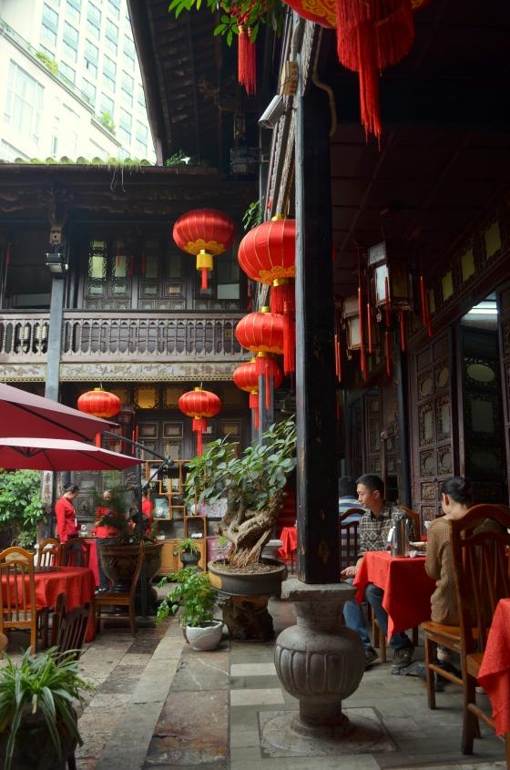 House of Haos Yi Ke Yin Kunming Yunnan Interior