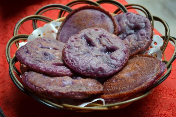 House of Haos Yi Ke Yin Kunming Yunnan Taro Cakes