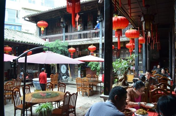 House of Haos Yi Ke Yin Kunming Yunnan Terrace