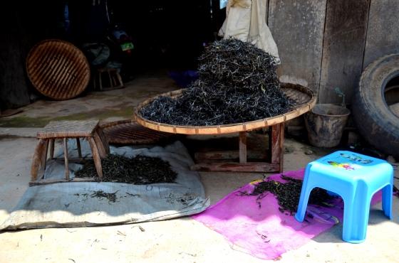 House of Haos Yunnan Puer Tea Hike Loose Tea
