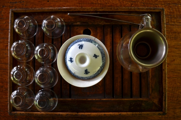 House of Haos Yunnan Puer Tea Hike Tea Tasting Set