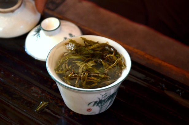 House of Haos Yunnan Puer Tea Hike Tea Testing 2