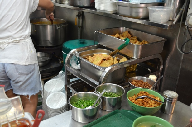 House of Haos Hong Lim Food Court Singapore Cantonese Delights Condiments