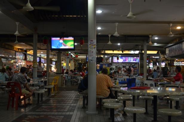 House of Haos Lavendar Food Court Singapore