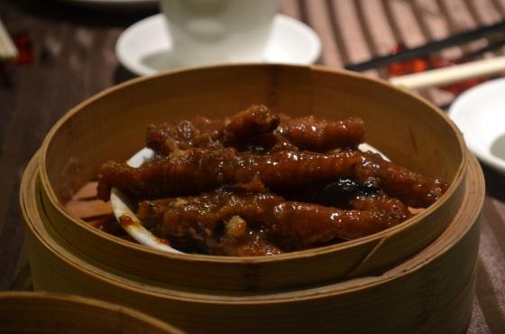 House of Haos Lee House Wan Chai Hong Kong Dim Sum Chicken Feet