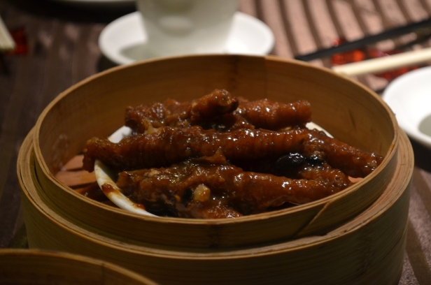 House of Haos Lee House Wan Chai Hong Kong Dim Sum Chicken Feet