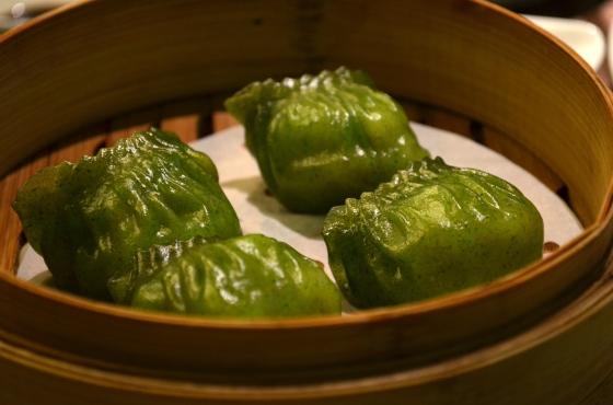 House of Haos Lee House Wan Chai Hong Kong Dim Sum Shrimp Dumplings