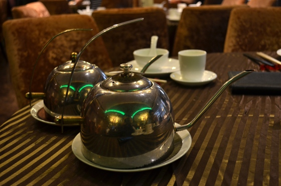 House of Haos Lee House Wan Chai Hong Kong Dim Sum Tea Kettle