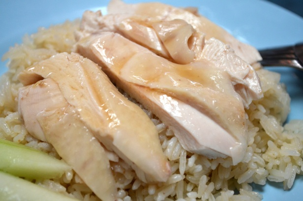 House of Haos Maxwell Food Centre Singapore Ah Tai Hainanese Chicken 2