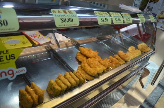 House of Haos Maxwell Food Centre Singapore Lim Kee Banana Fritters 2