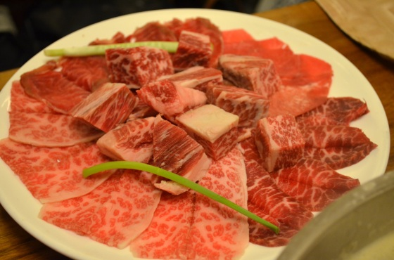 House of Haos Paradise of King Asia Seafood Hot Pot Meat