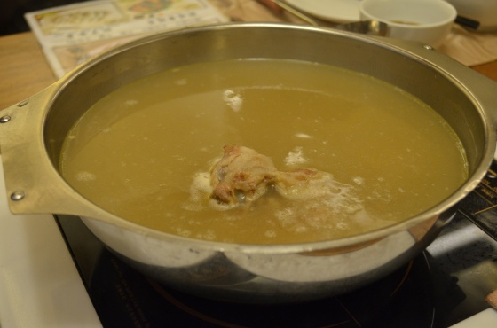 House of Haos Paradise of King Asia Seafood Hot Pot Soup