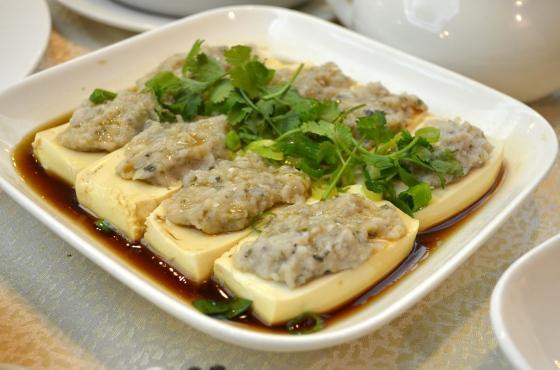 House of Haos Sang Kee Wan Chai Hong Kong Shrimp Tofu