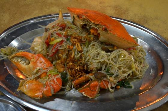 House of Haos Sin Huat Eating House Geylang Road Singapore Crab Bee Hoon 2
