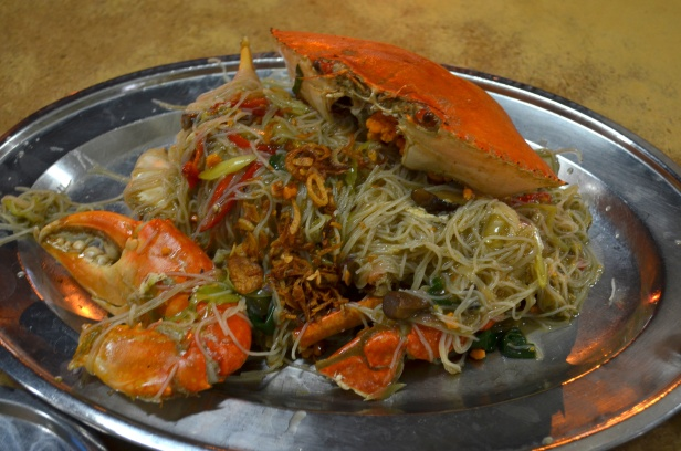 House of Haos Sin Huat Eating House Geylang Road Singapore Crab Bee Hoon 2