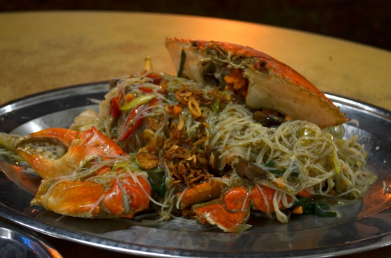 House of Haos Sin Huat Eating House Geylang Road Singapore Crab Bee Hoon