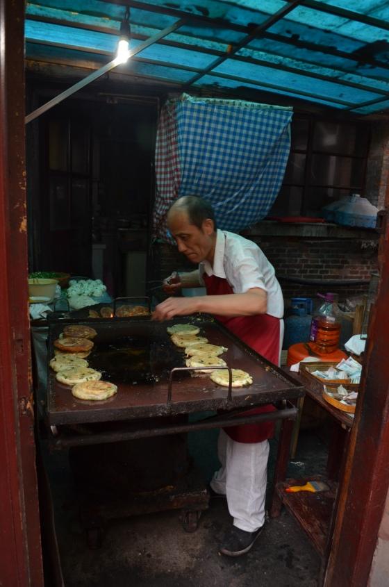 House of Haos A Da Scallion Pancakes Shanghai 2