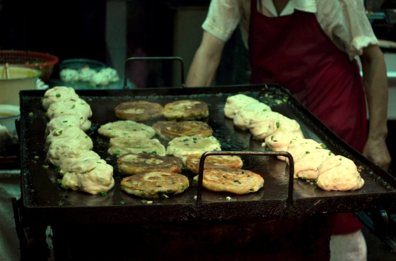 House of Haos A Da Scallion Pancakes Shanghai 3